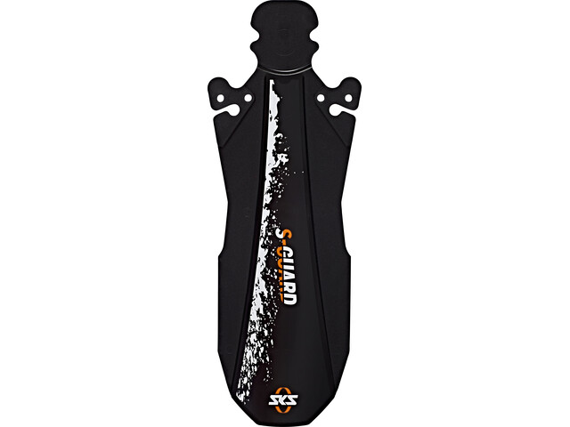 SKS S-Guard Rear Fender black/white
